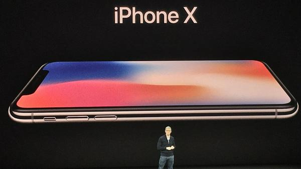 Direkt von der Apple Keynote: Das neue iPhone X