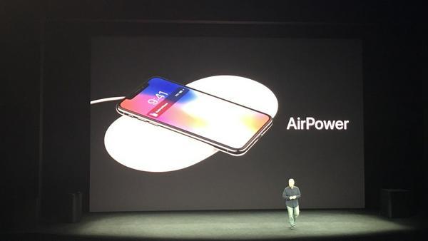 Die neue Ladematte von Apple wird 2018 in die Läden kommen