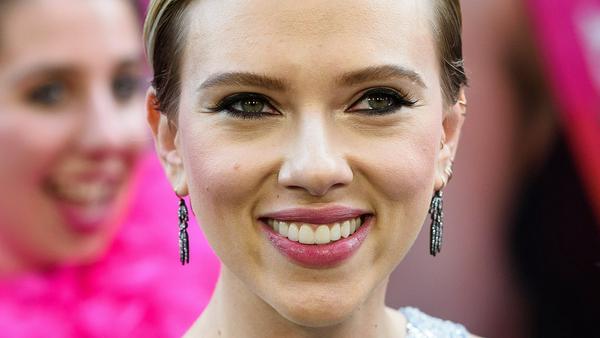 Ist offiziell geschieden: Scarlett Johansson