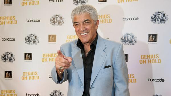 War vor allem für seine Rollen in Mafia-Filmen bekannt: Frank Vincent