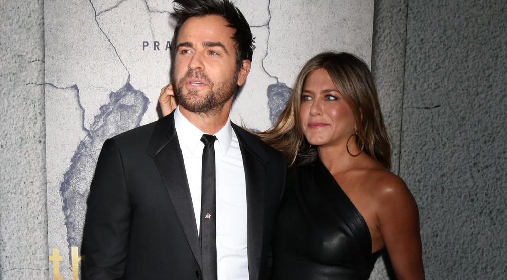 Kommen mit ihrem Nachbarn nicht sonderlich gut aus: Justin Theroux und Jennifer Aniston