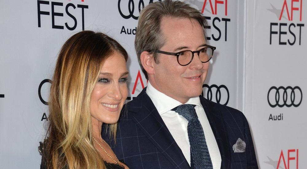 Sarah Jessica Parker ist seit 1997 mit Matthew Broderick verheiratet