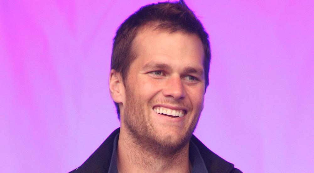 Tom Brady hat allen Grund sich zu freuen