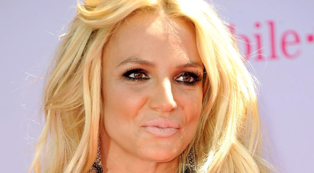 Britney Spears kann man leicht erschrecken