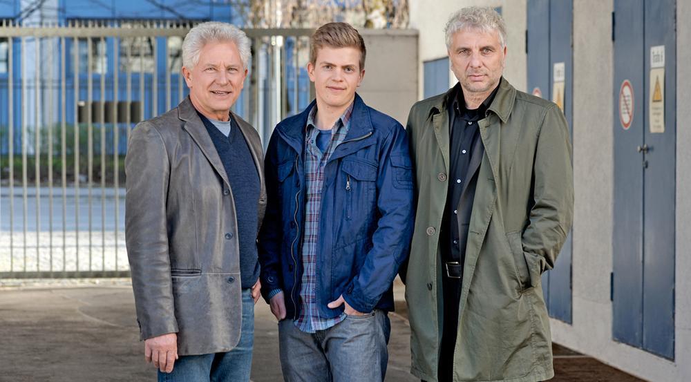 Miroslav Nemec, Ferdinand Hofer und Udo Wachtveitl