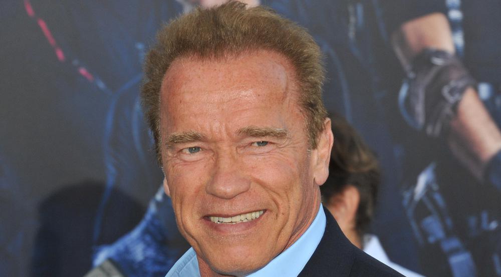 Hat wieder richtig Lust auf die Schauspielerei: Arnold Schwarzenegger