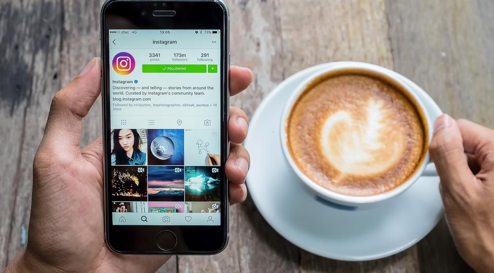 Für viele junge Menschen gehört der Blick auf Instagram zu einer der ersten Amtshandlungen am Morgen