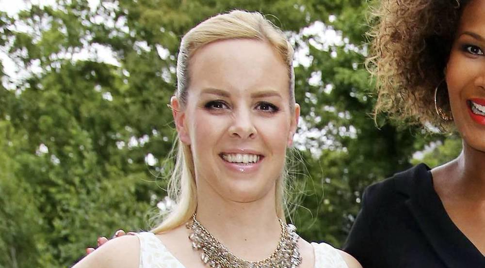 Werdende Mama und Ehefrau: Isabel Edvardsson