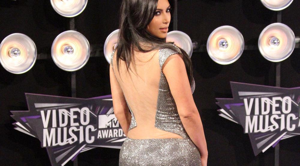 Bei ihrer Kehrseite versteht Kim Kardashian keinen Spaß!