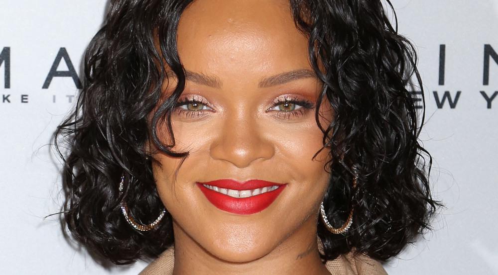 Rihanna gab einem Fan ihre persönlichen Anti-Liebeskummer-Tipps