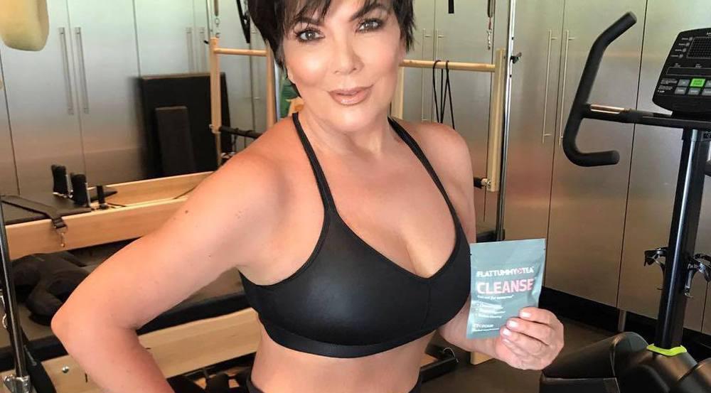 Ist auch im fortgeschrittenen Alter noch fit: Kris Jenner