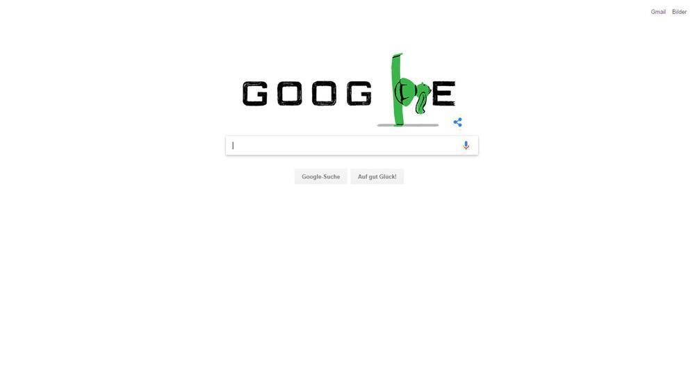 Das ist das neue Google Doodle