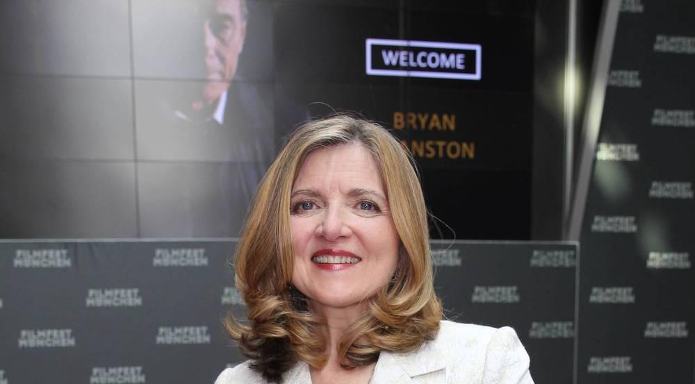 Robin Swicord bei der CineMerit Gala beim Filmfest München