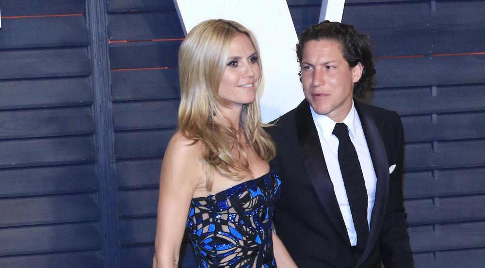Wackelt die Beziehung von Vito Schnabel und Heidi Klum?