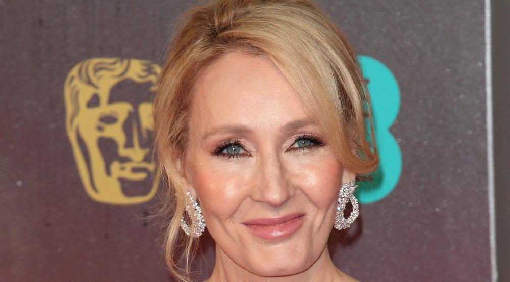 J.K. Rowling im Februar 2017 bei einer Veranstaltung