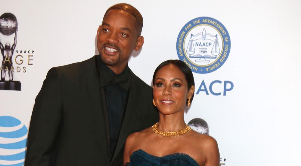 Will Smith und Jada Pinkett Smith sind seit 1997 verheiratet