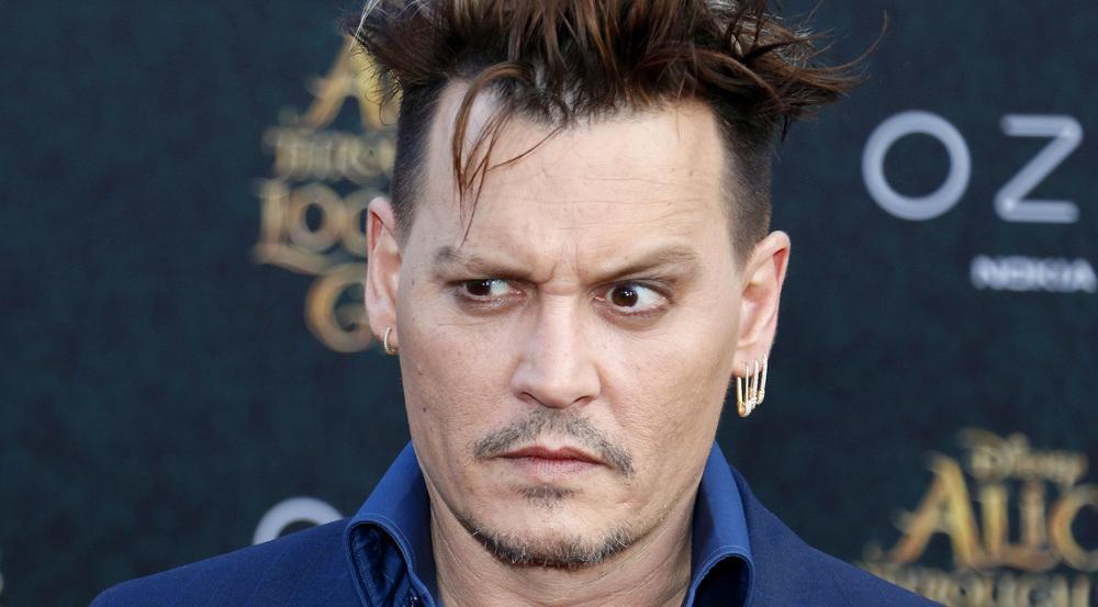 Johnny Depp ist nach der Trennung vom Amber Heard offenbar wieder in Feierlaune