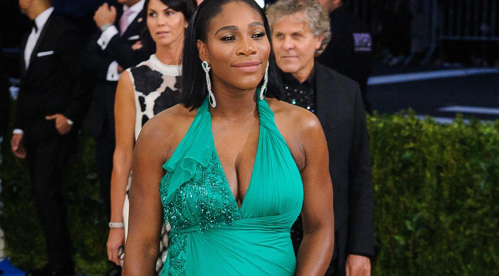 Serena Williams auf der Met Gala 2017