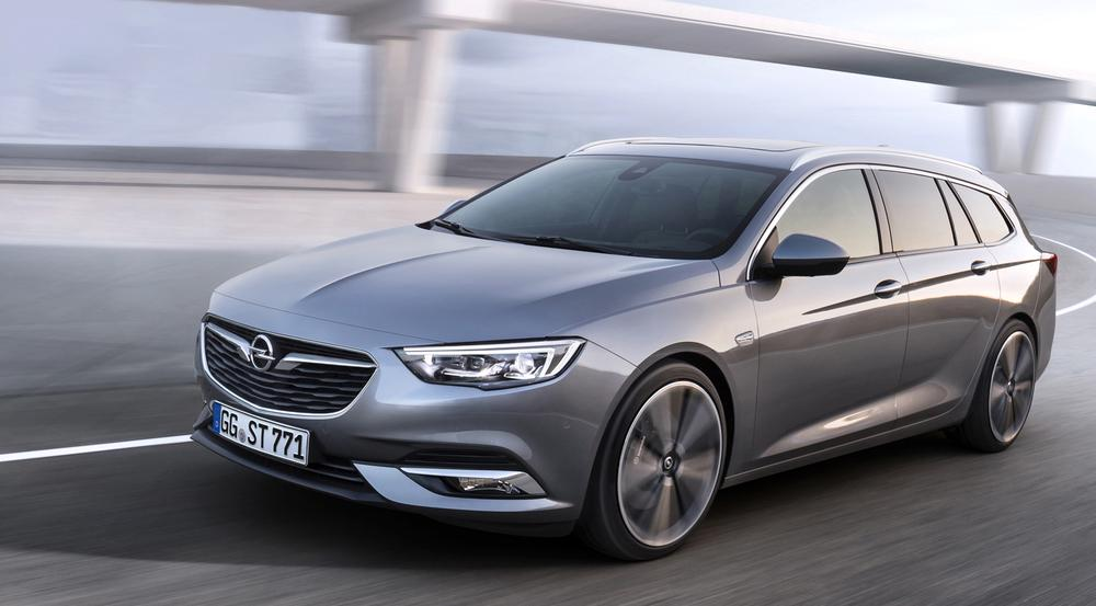 Opel überzeugt mit dem neuen Insignia Sports Tourer