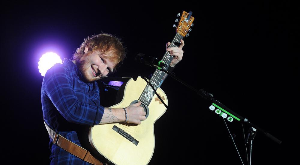 Gibt im Sommer 2018 vier Konzerte in Deutschland: Ed Sheeran