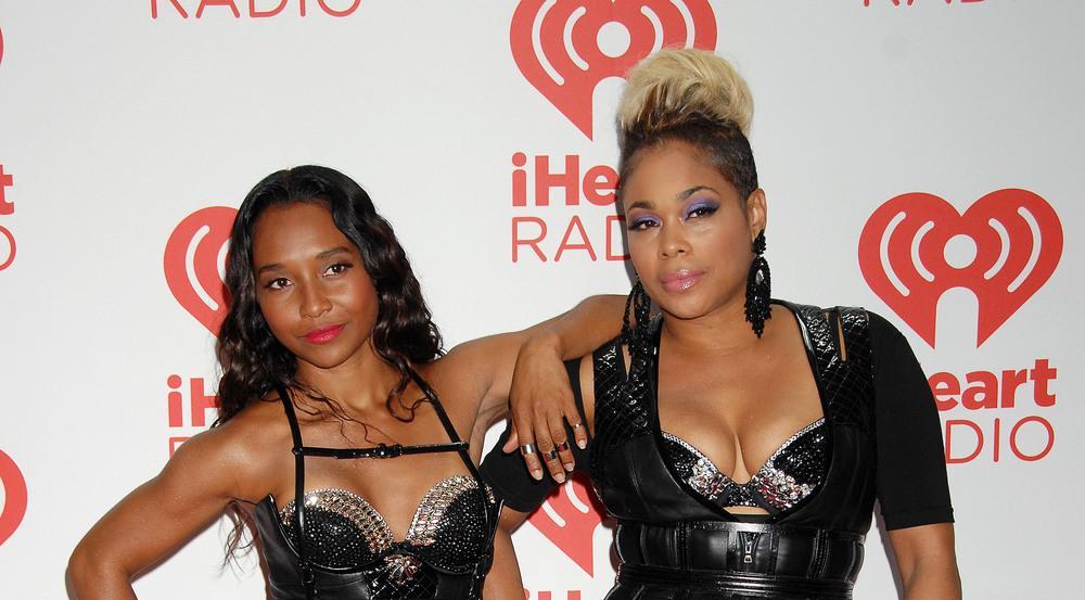 Nach dem Tod von Lisa Lopez blieben nur mehr Tionne Watkins und Rozonda Thomas von TLC übrig