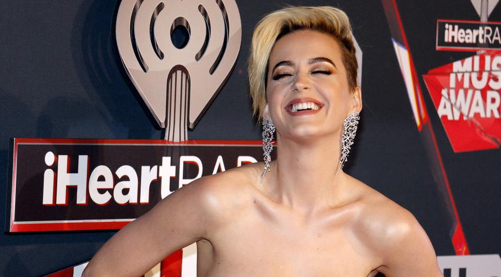 Hatte keine Lust auf Nacktpaddeln: Katy Perry