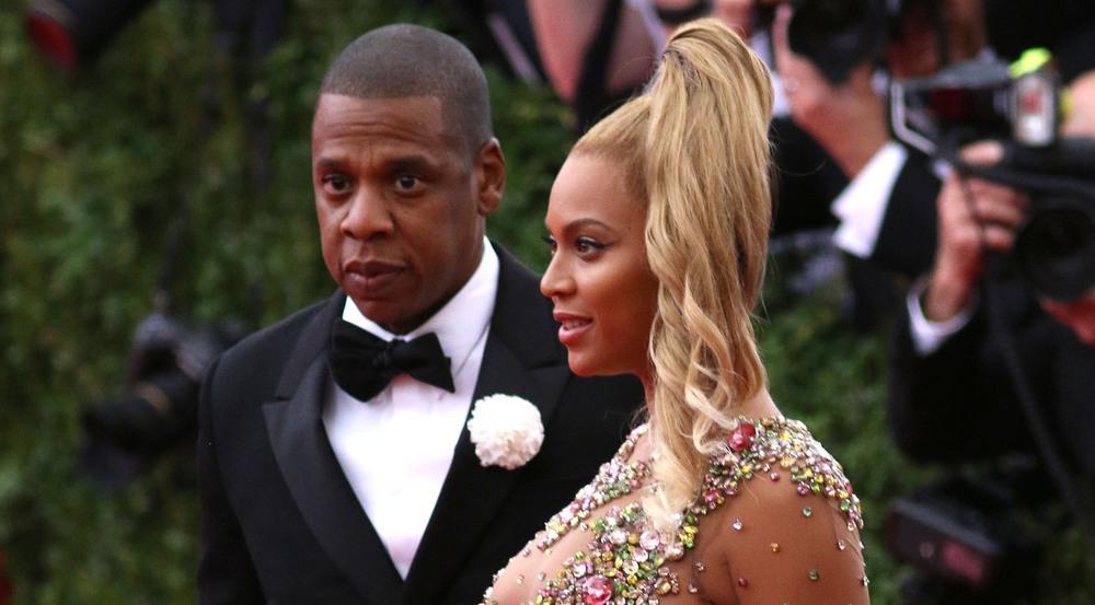 Kennen sich mit Glitzer und Glamour aus: Jay Z und Beyoncé