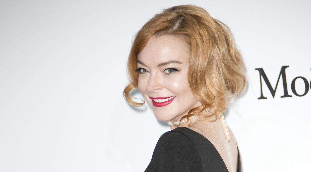Möchte gerne mit alten Freunden auf Mykonos feiern: Lindsay Lohan