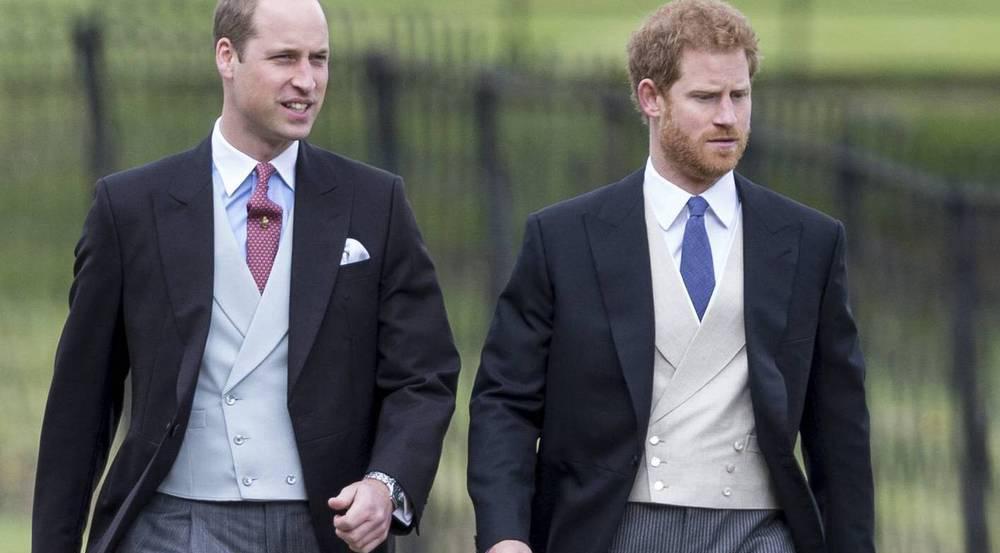 Prinz Harry und Prinz William: Vor 20 Jahren starb ihre Mutter