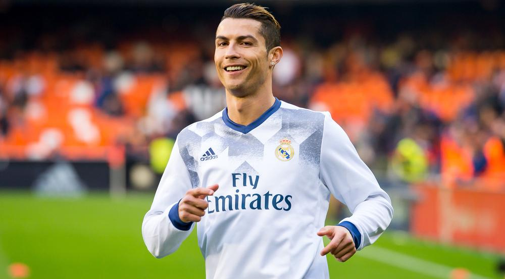 Cristiano Ronaldo steht bei Champions-League-Sieger Real Madrid unter Vertrag