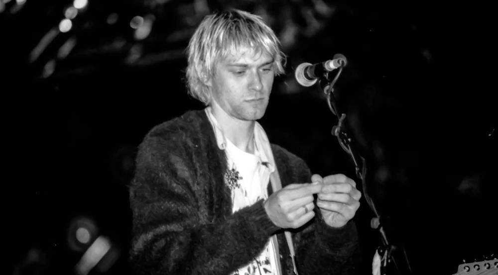 Kurt Cobain ist inzwischen schon seit knapp 23 Jahren tot