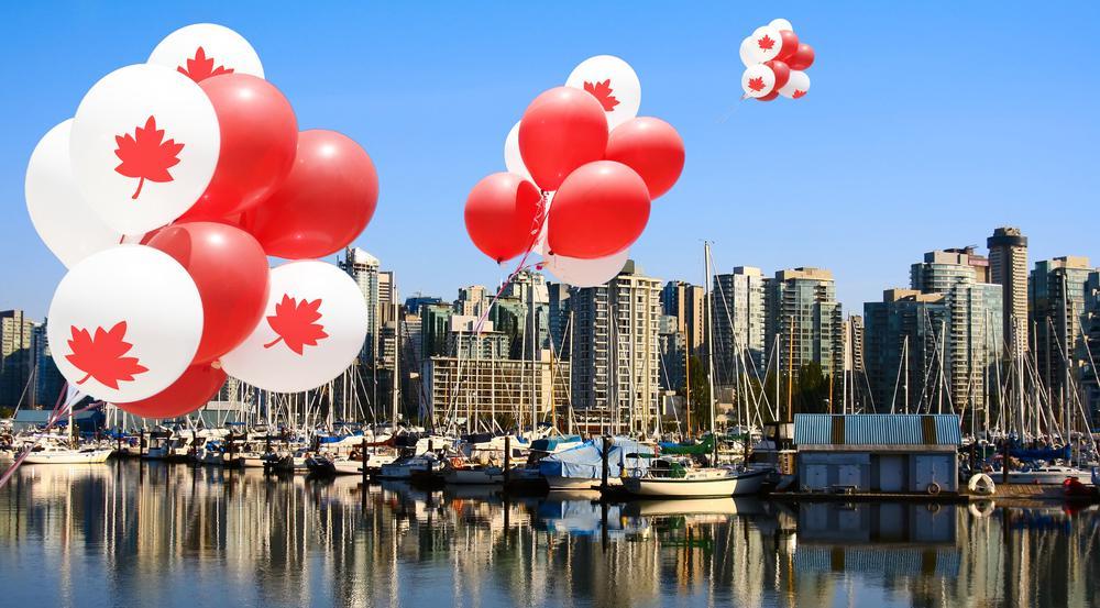 Kanada in Feierlaune - zum 150. Jubiläum wartet die Nation mit Events und Aktionen für Einheimische und Besucher auf.