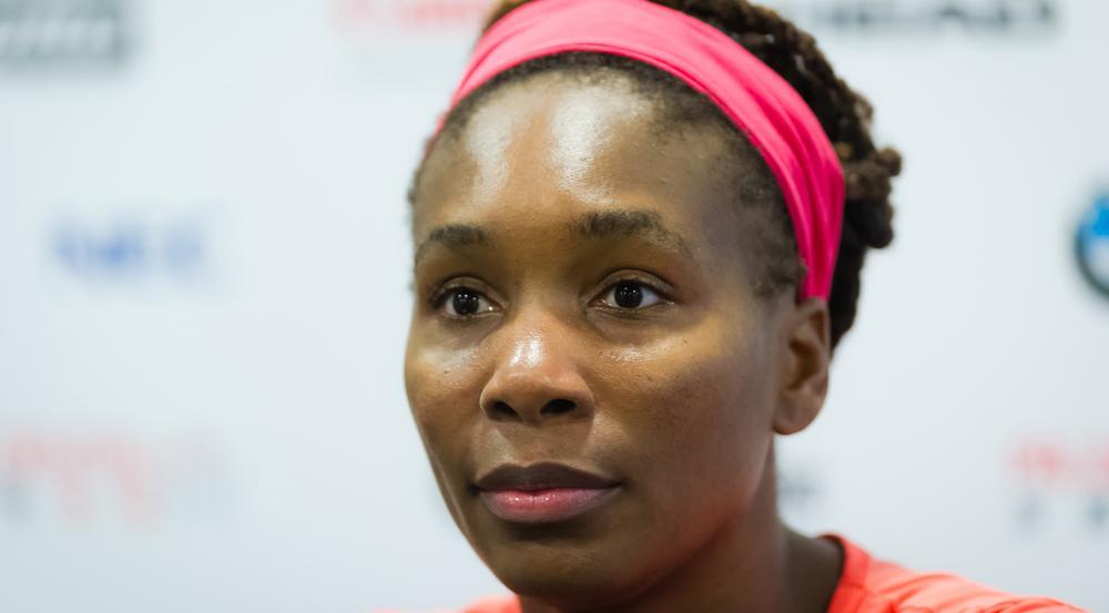 Venus Williams verursachte offenbar einen schweren Autounfall in Florida