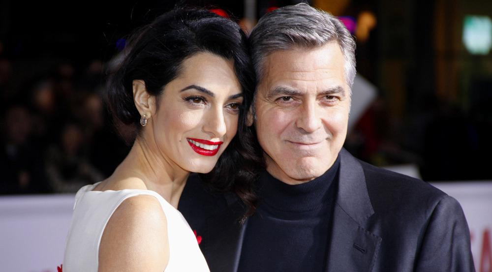 Ziehen Amal und George Clooney bald in die USA?