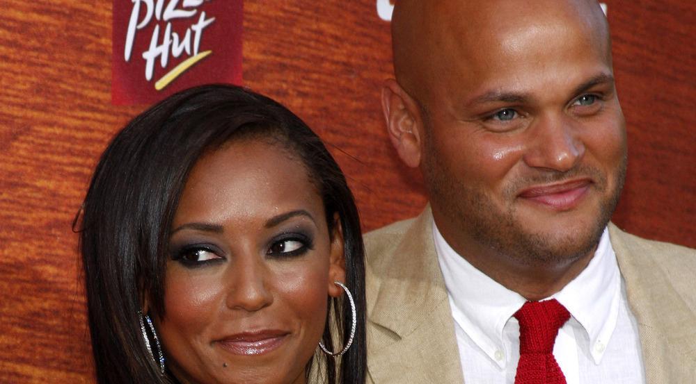 Ein Bild aus glücklicheren Tagen: Mel B und ihr Mann Stephen Belafonte