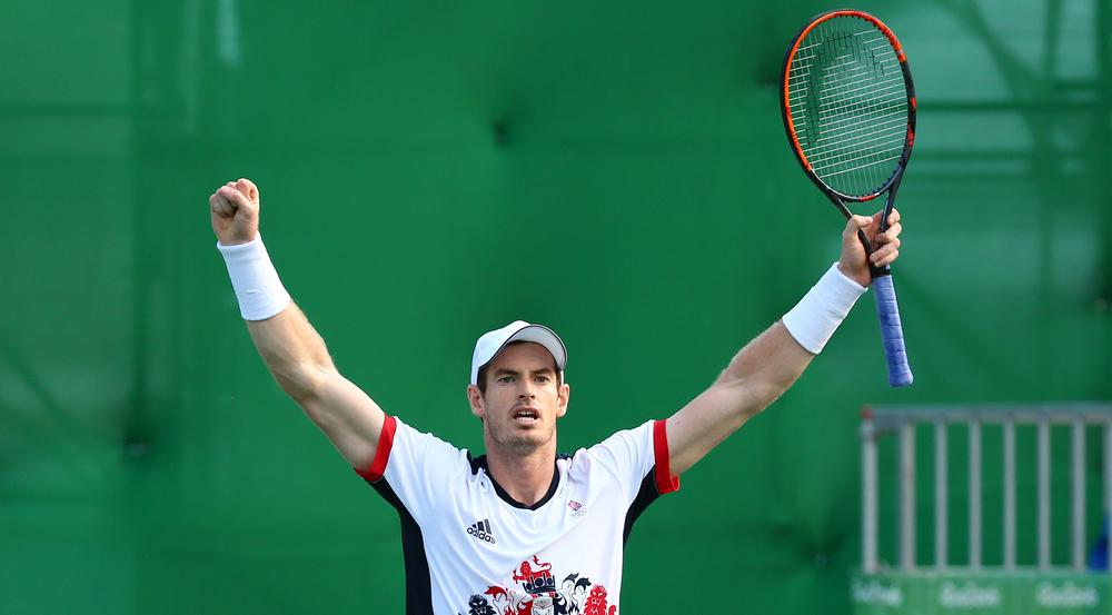 Andy Murray wird zum zweiten Mal Vater