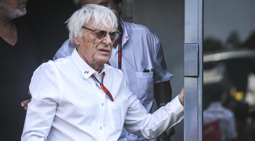Bernie Ecclestone lässt kein gutes Haar an seinem Noch-Schwiegersohn