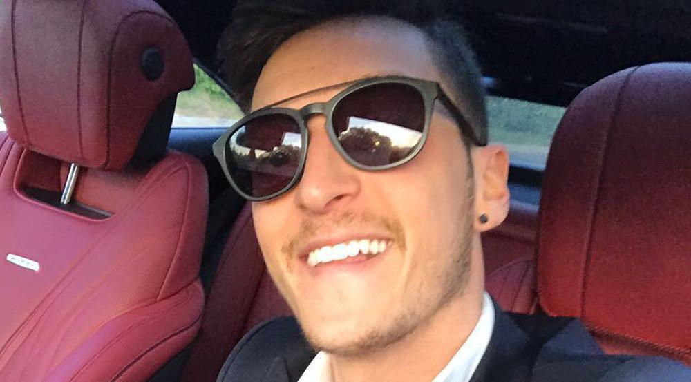 Grace-Hammer: Mesut Özil erklärt seinen ominösen Liebes-Post