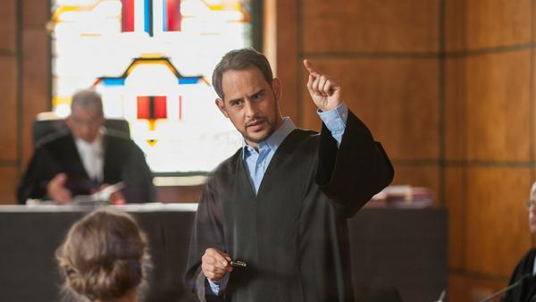 In der Serie überzeugt Moritz Bleibtreu als Anwalt - im wahren Leben wäre der Job nichts für ihn