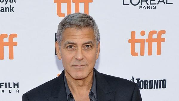George Clooney hatte sich mit dem Leben als Junggeselle abgefunden - dann kam Amal