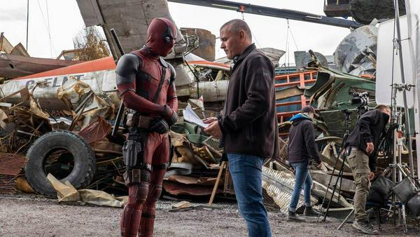 "Tim Miller am Set seines Mega-Erfolgs ""Deadpool"""
