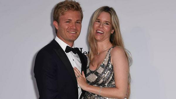Nico Rosberg und seine Frau freuen sich über Baby Nummer zwei