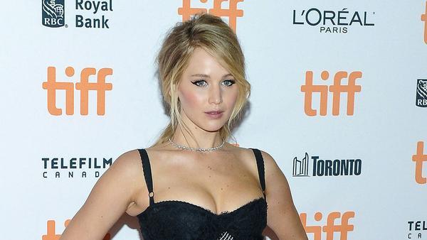 Schauspielerin Jennifer Lawrence lässt gerne einmal Taten sprechen