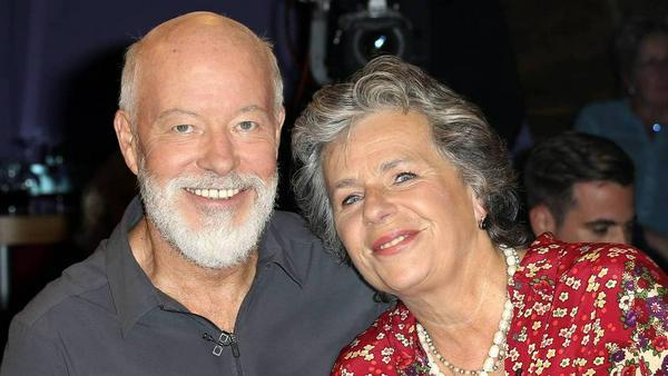 Bill Mockridge und seine Frau Margie Kinsky kuscheln gerne. Hinter verschlossenen Türen bleibt es dabei aber nicht.