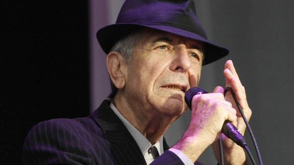 Ein Gedenkkonzert soll Leonard Cohen in Ehren halten