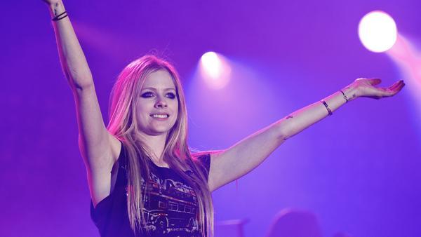 Ob Avril Lavigne diese Nachricht gefällt?