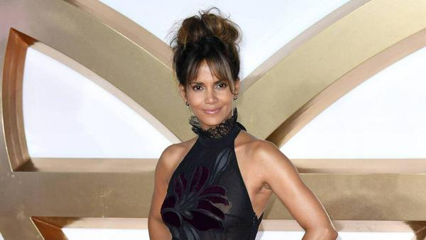 "Halle Berry bei der ""Kingsman""-Premiere in London"