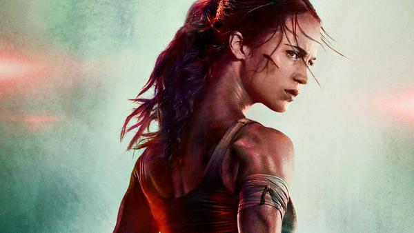 """Das erste Filmposter zu """"Tomb Raider"""" mit Alicia Vikander alias Lara Croft"""