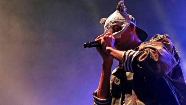 Rapper Cro setzt auf Briefwahl