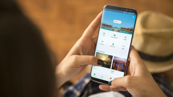 Samsung hat unter anderem mit dem Galaxy S8 das Herz der Deutschen erobert
